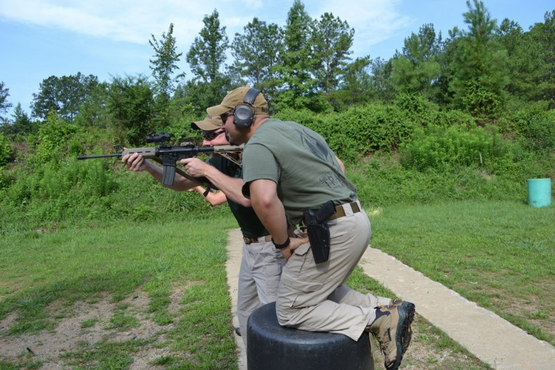 Advanced Carbine Marksmanship