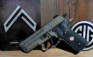 Sig Sauer P229 Legion Series - OpSpec Training
