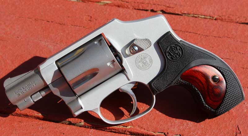 J-Frame Revolver