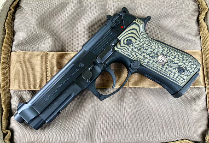 Langdon Tactical's Beretta 92